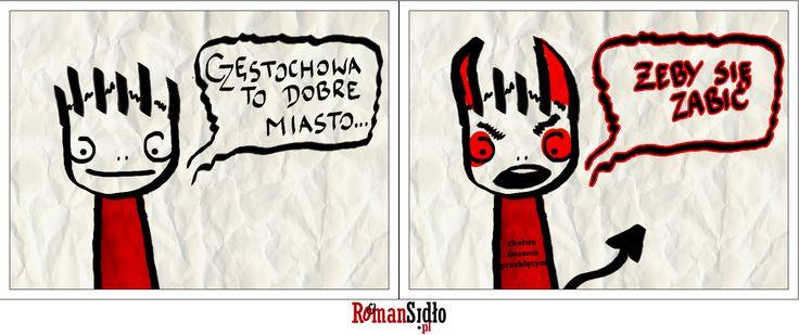 RomanSidło.pl to nie tylko atrakcyjna (hehehe) treść, ale również arcybłyskotliwe i śmieszne komiksy polityczne. Komiksowe podsumowanie października 2016.