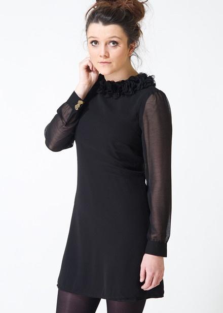 Sugarhill Boutique Peggy Dress in Black