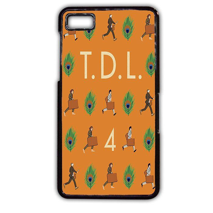 The Darjeeling Limited Blackberry Phonecase For Blackberry Q10 Blackberry Z10
