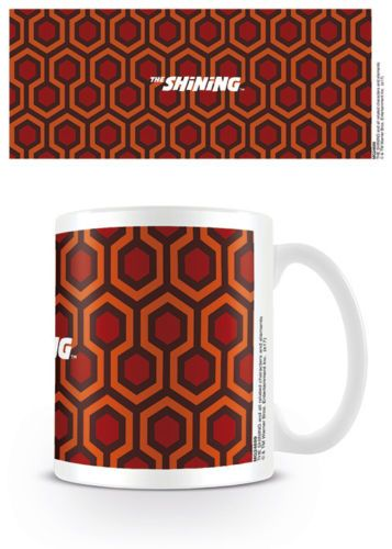 The Shining Carpet Stanley Kubrick Mug New Gift Boxed 100 Official