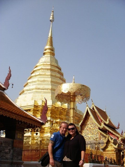 Northern most temple in Chiang Mai