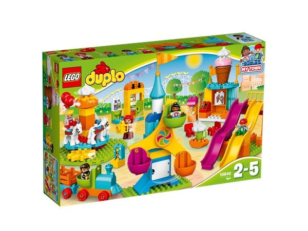 LEGO DUPLO 10840, Stort tivoli