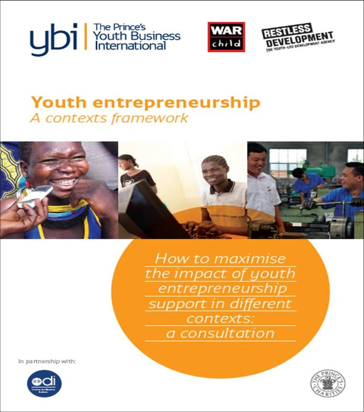 Youth Entrepreneurship Development (YED)