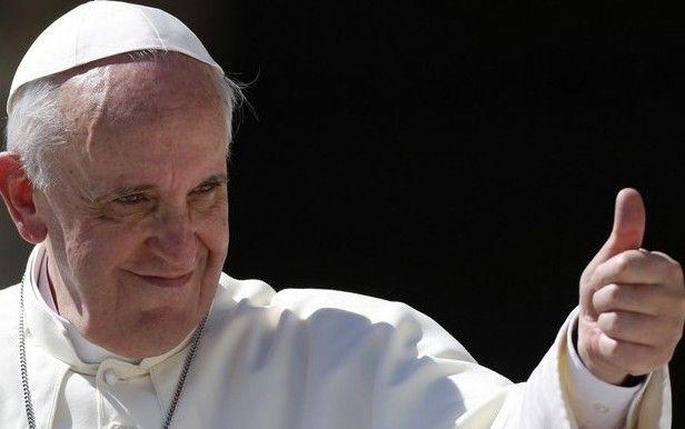 Papież dla polityków .....