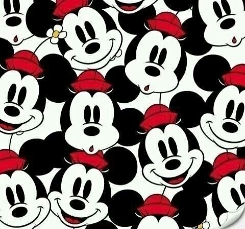 Minnie Mouse and Mickey Mouse iPhone wallpaper | monnitos ...