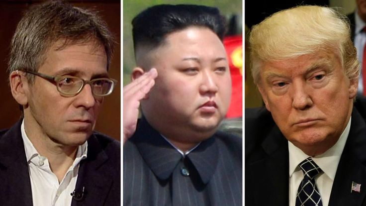 Ian Bremmer: Send Trump to negotiate with North Korea