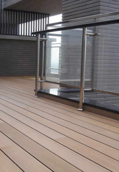 Decking - KingWood Composite Timber Solutions. | Australia National Building Material Pty Ltd.