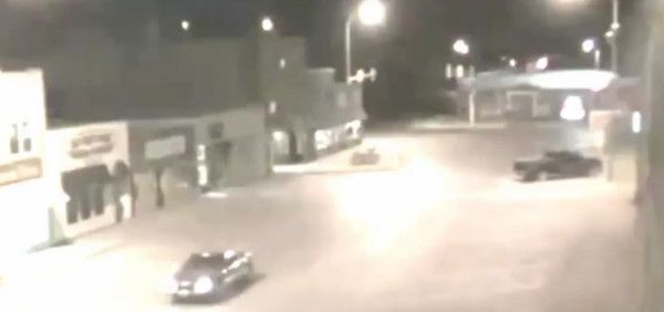 TwineSocial: Len R. Holliday UFO Beams the car with a man still inside up and is gone in a micro-second! WHATEVER?