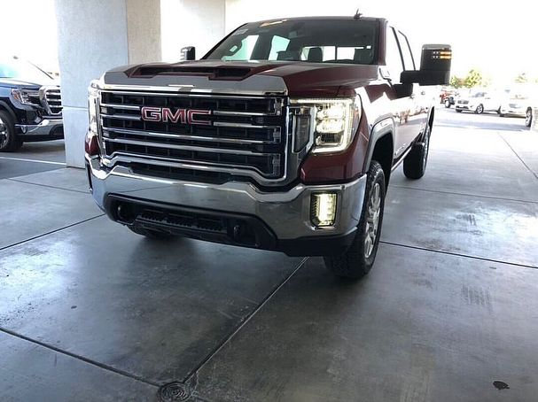 جمس اج دي بشكله ومكينته الجديده ٦ ٦ بانزين 2020 Gmc Sierra Hd With The All New 6 6l Gas Powered V8 Thanks For Sending In The P Jeep Pickup Car Model Chevy