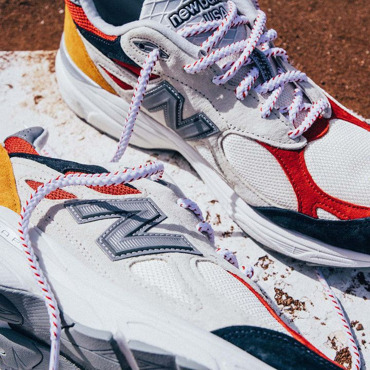 new styles 0a12e 8c6df DTLR and Villa Introduce New Balance 990 for the 2018 MLB ...