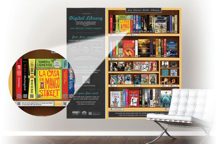 How QR codes can connect your community to your digital library