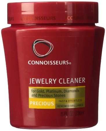 Connoisseurs Jewelry Cleaner, Precious, 8 oz., 2016 Amazon Top Rated Accessories  #Jewelry