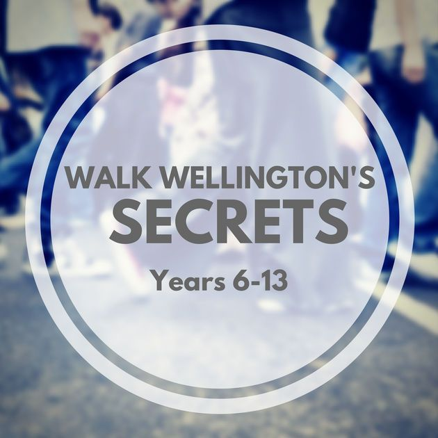 Get the teaching resources for Walk Wellington's Secrets