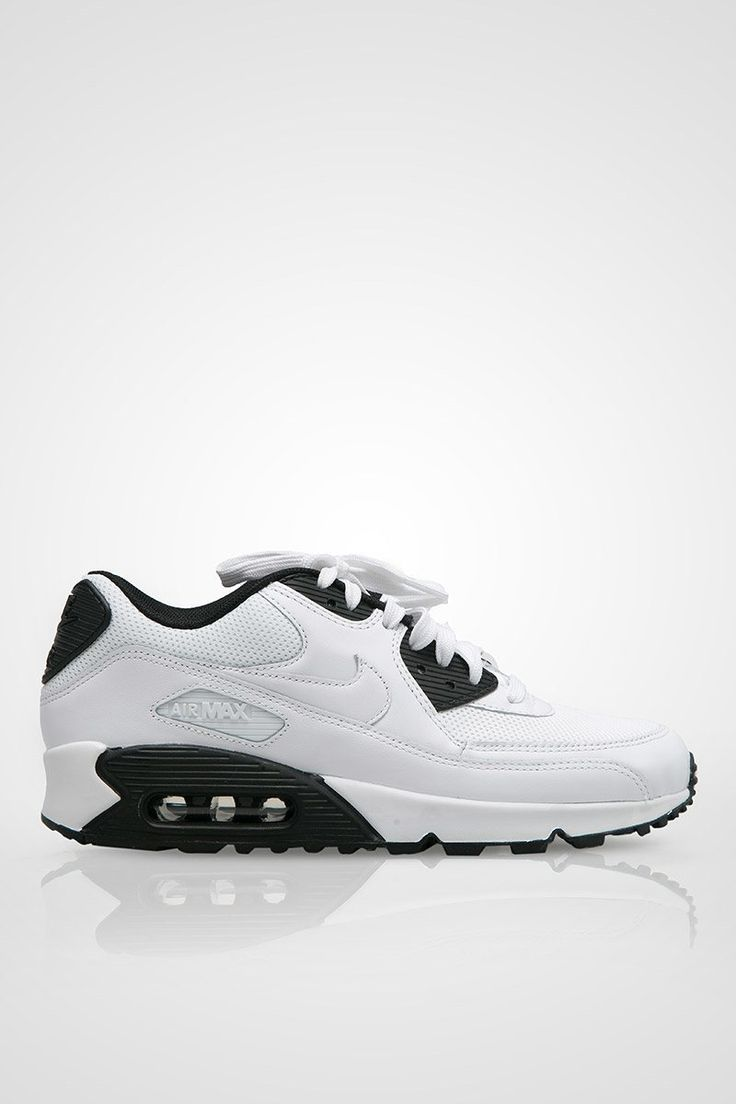 MEN NIKE AIR MAX 90 ESSENTIAL WHITE