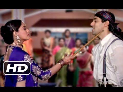 Didi Tera Devar Deewana - Madhuri Dixit, Salman Khan - Bollywood Superhit Song - Hum Aapke Hain Koun - YouTube