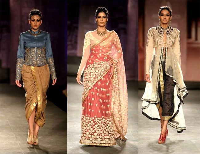 The Best of India Couture Week 2014 - Anju Modi