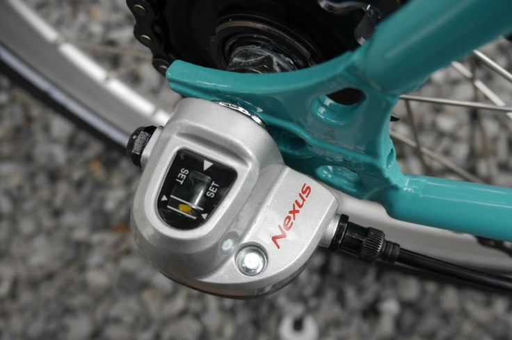 Versnellingen van de Shimano Nexus 3 afstellen 4