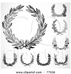 olive wreath tattoo - Google Search
