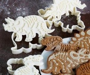 Paleo in Comparison Cookie Cutter Set