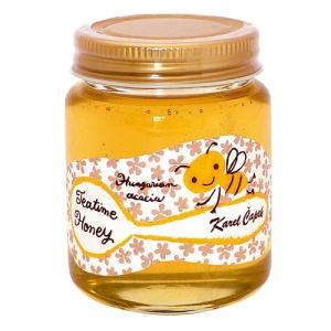 Teatime honey from Karel Capek. Made in Hungary for all our #honey #packaging loving peeps PD