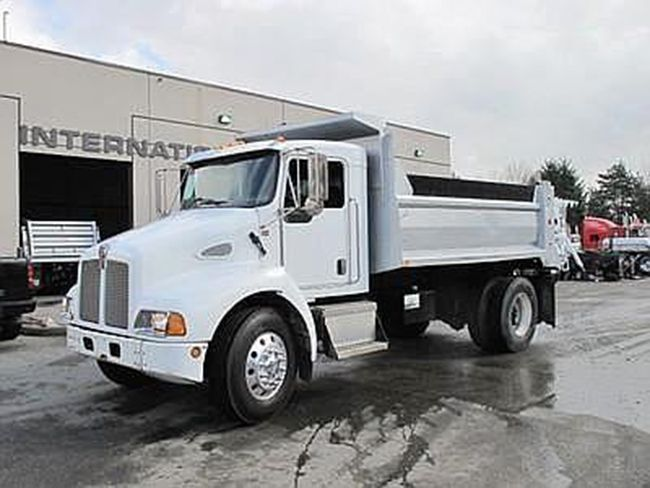 Used Kenworth T300 Medium Duty Truck Review and Free Price Quotes @ OnlineTrucksUsa.Com  Kenworth is illustrious for its Versatility, reliability and sustainable range of Medium Duty Trucks. This 2004 Kenworth T300 Medium Duty used truck is available with C7 engine, 6 speed automatic transmission by International Machinery in Maple Ridge, BC, Canada for just $ 43500, so don't think more and just dial (888)813-4140 for more details or logon to : http://is.gd/ZNAd8f