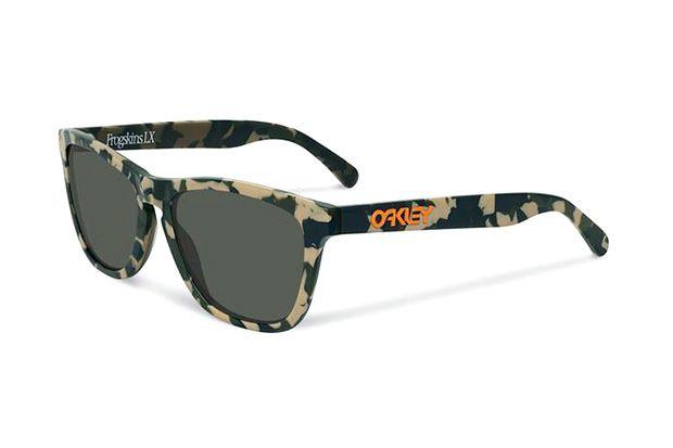 Eric Koston x #Oakley Frogskins LX #sunglasses