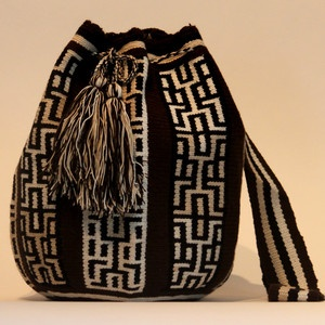 Hand Crocheted Bag Anette, 73€, now featured on Fab.