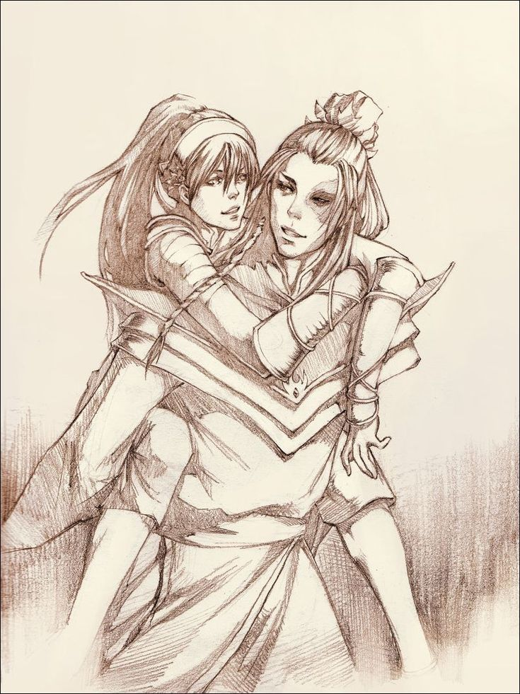 Avatar The Legend of Aang Zuko and Toph