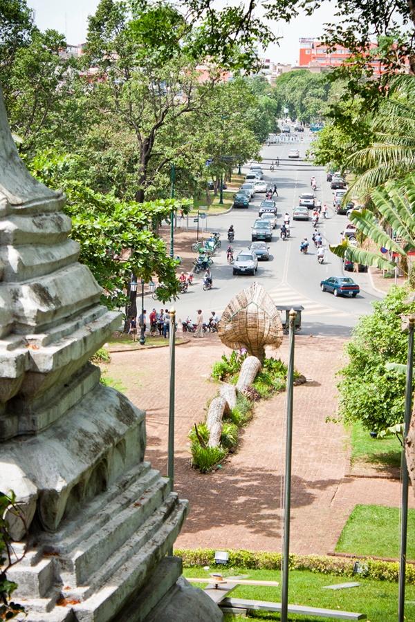 Wat Phnom of Phnom Penh