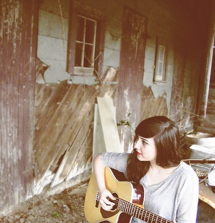 Two selfreleased albums. Singer-Songwriter @HeatherHammers.  Get to know her now!