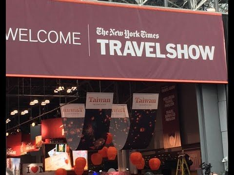 Recap: The NY Times Travel Show (Video) http://www.themamamaven.com/2016/01/10/recap-the-ny-times-travel-show-video/ #nyttimestravelshow