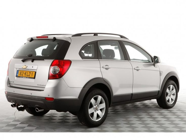 Chevrolet Captiva  Description: Chevrolet Captiva 2.0 VCDI Style 2WD  Price: 178.51  Meer informatie