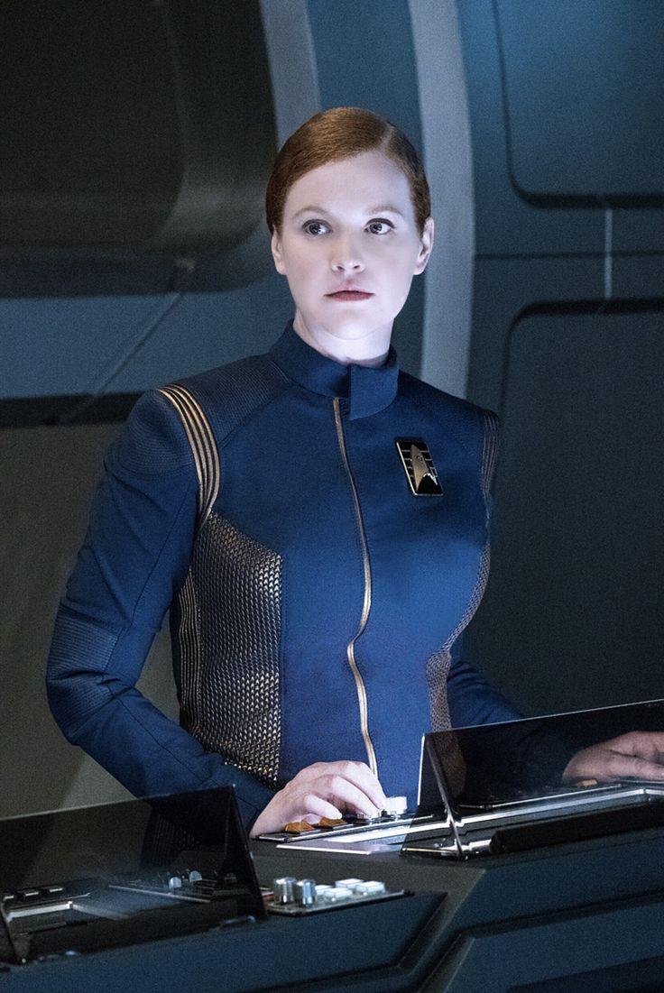 Star Trek Discovery season 2 release date cast Klingon