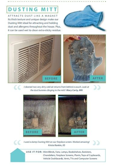the norwex dusting mitt is amazing at dusting furniture ac vents and even best way to dust furniture