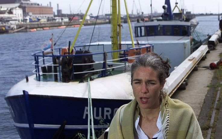 Dr. Rebecca Gomperts on Providing Abortions to Women in International Waters T.V. show, 'Vessel' follows the Dutch physician who founded Women on Waves, which provides abortion services on a boat in international waters to women in countries with restrictive laws. | The Daily Beast