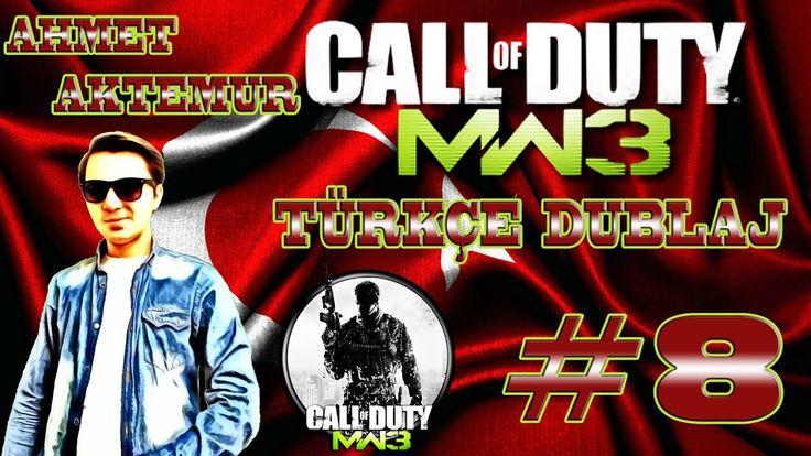 Call of Duty Modern Warfare 3 Türkçe Dublaj #8