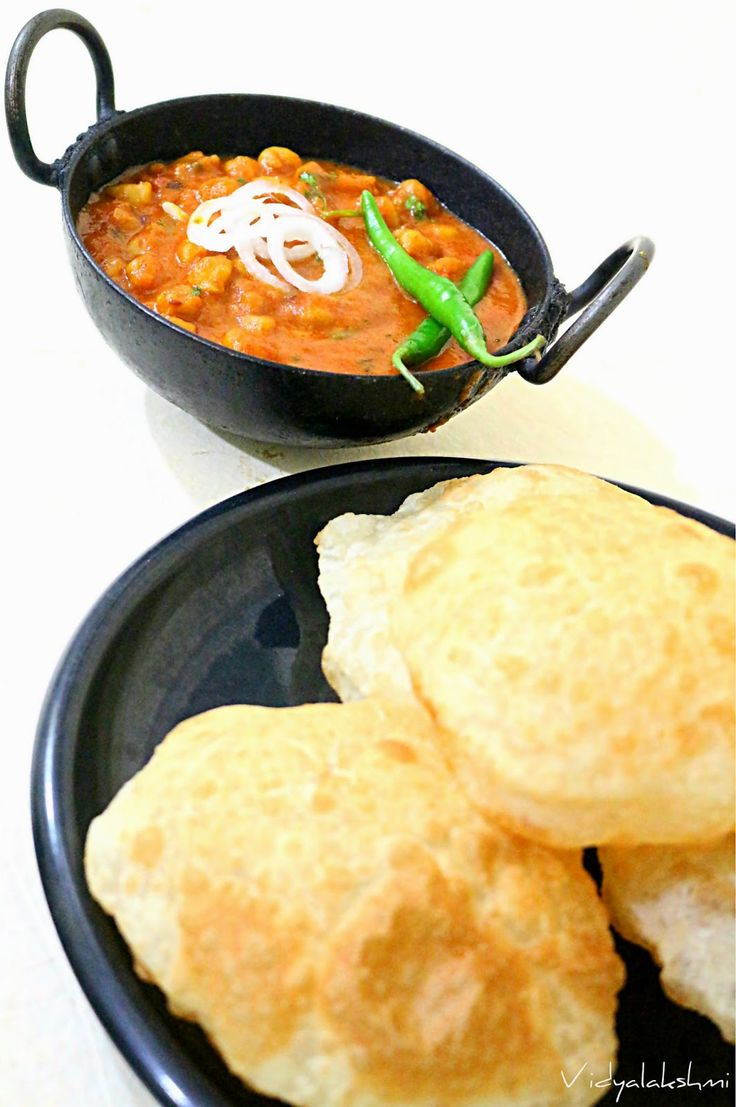 cookingmyway: Restaurant Style- Channa Bhatura (Chole Bhature)
