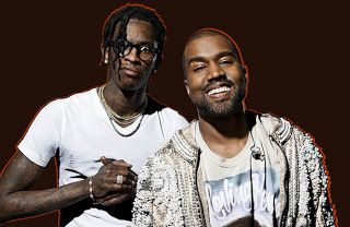 FRESH MUSIC: Kanye West ft Young Thug  Famous   Whatsapp / Call 2349034421467 or 2348063807769 For Lovablevibes Music Promotion   Kanye Wests Famous was one of the most-talked-about tracks on The Life of Pablo. Now an early version of the controversial standout has leaked. Unlike the album version which featured Rihanna and Swizz Beatz this edition includes an appearance from Young Thug. Plus Yeezys Taylor Swift lyric is different and he even brings his ex Amber Rose into the mix. Download…