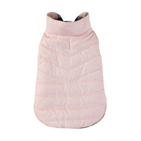 Puffer Pet Jacket - Medium, Pink