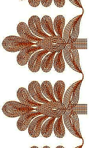 2014 Fashion Trend | Cording Embroidery Clothing Design