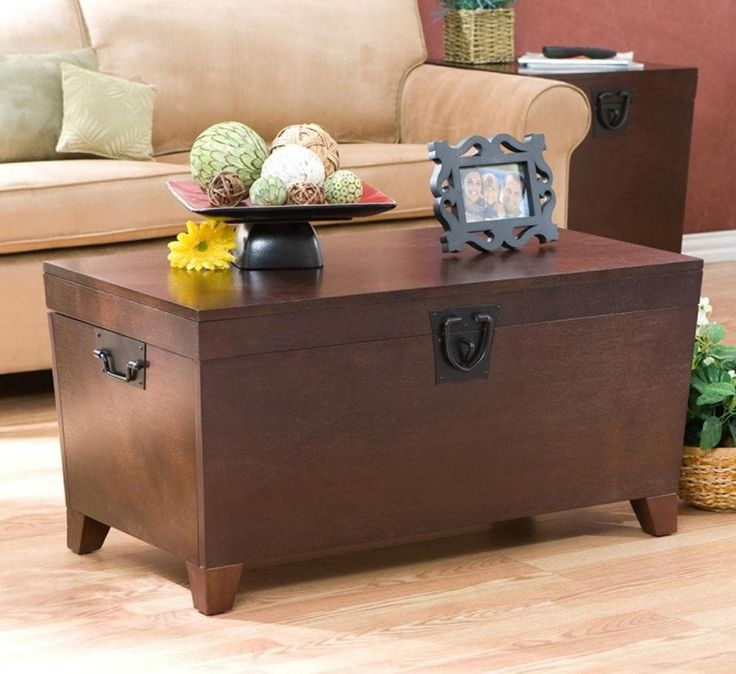 Trunk Coffee Table Plans: 17 Best Images About Coffee Tables And Chests On Pinterest