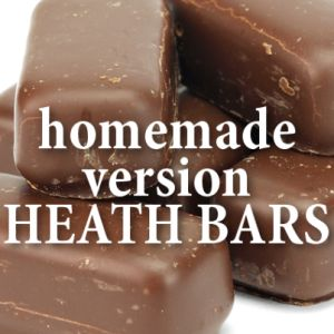 The Chew's Michael Symon was at it again with a delicious dessert recipe for a homemade Heath Bar. Check out Michael's DIY version, called Happy Bars!