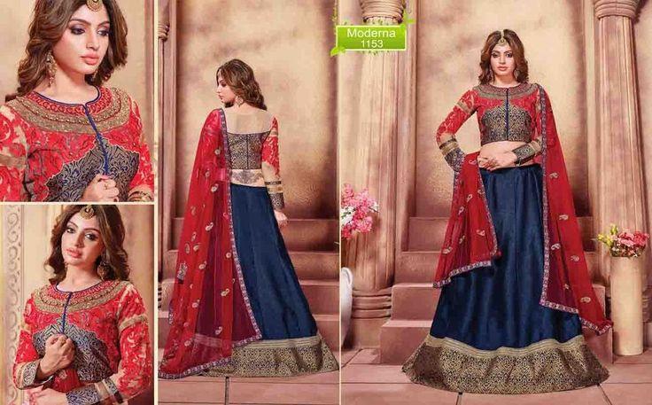 Ethnic Traditional wear Pakistani Lehenga Indian Bridal Choli Wedding Bollywood #Kriyacreation