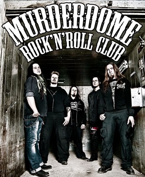 Check out Murderdome Rock'n'Roll Club on ReverbNation