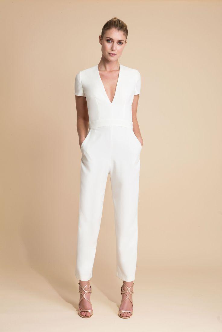 25 best ideas about wedding jumpsuit on pinterest. Black Bedroom Furniture Sets. Home Design Ideas