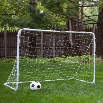 Franklin Competition Steel Portable Soccer Goal - 6' x 4' - Soccer Goals at Hayneedle