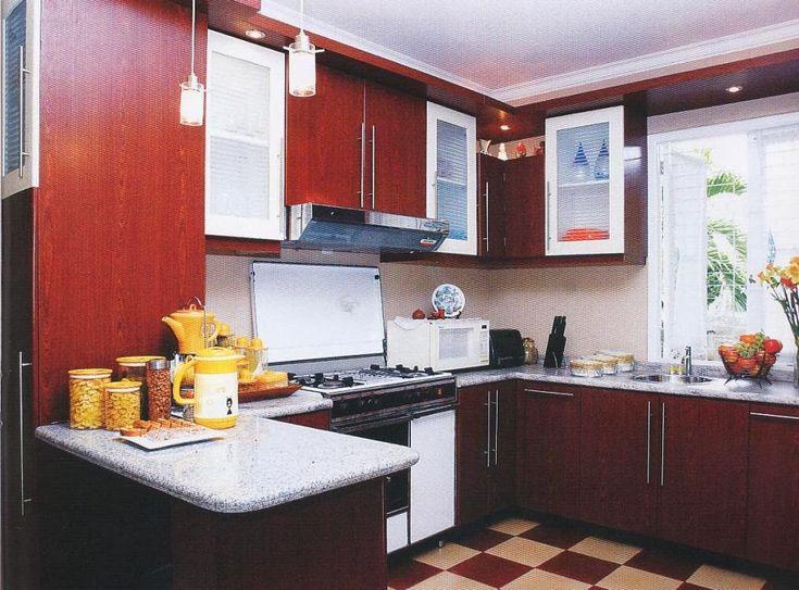 9 best desain kitchenset images on Pinterest Modern kitchen