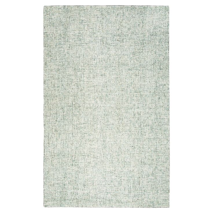 Solid Rug - Light Mint - (3'X5') - Rizzy Home