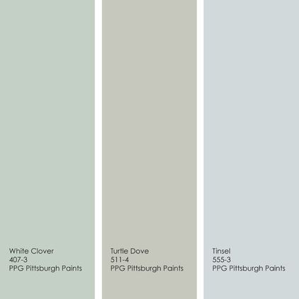 If you want to enter a room and be at peace, here are some great color choices