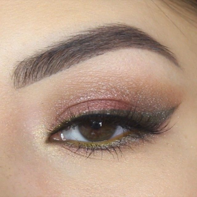 ESQIDO mink lashes in Unforgettable. Natural looking lashes. <3